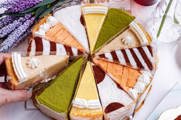 2度C NiGuo公益店 |台中好吃千層蛋糕就藏在公益路美食戰區!外帶千層蛋糕組合限量優惠中~