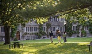 Princeton Ivy League College Essay