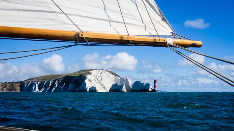 Back to the Solent