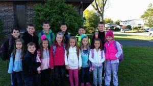 Walking school bus 2