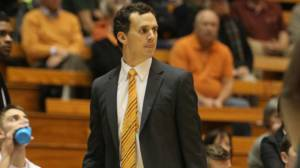 Mitch Henderson is looking to right the ship for the 3-7 Tigers. (ivyleaguedigitalnetwork.com)