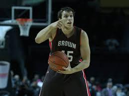 Rafael Maia led the Ivy League in rebounding and field-goal percentage last season. (brownbears.com)