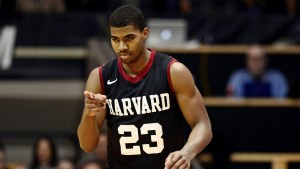 All four of Wesley Saunders' seasons at Harvard ended with a NCAA Tournament appearance.
