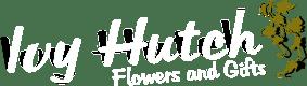 Ivy Hutch Logo White