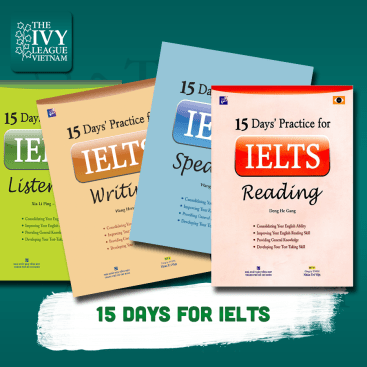 15 Days for IELTS
