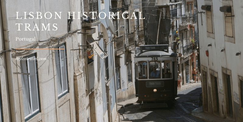 Lisbon Historical Trams