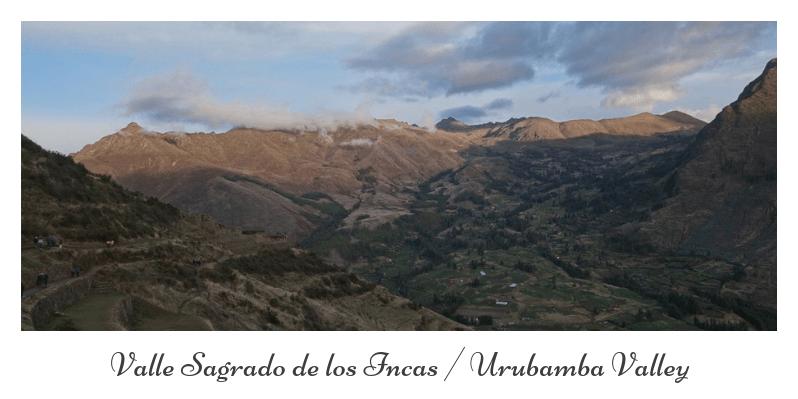 Valle Sagrado de los Incas _ Urubamba Valley