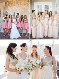 sexy bridesmaid dresses | ivyliya