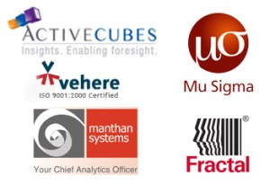 Exhaustive List of Analytics Companies in India - Ivy Professional