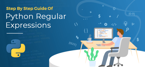 Step by Step guide of python regular expressions