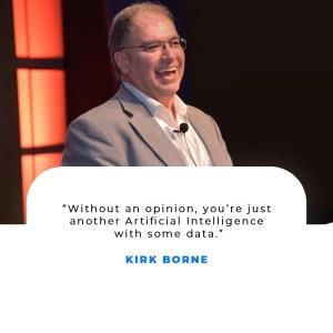 Kirk Borne Top Influencer Data Science
