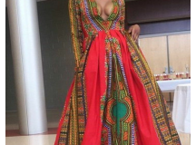 Let's Talk About that African Inspired Prom Dress – Life ...