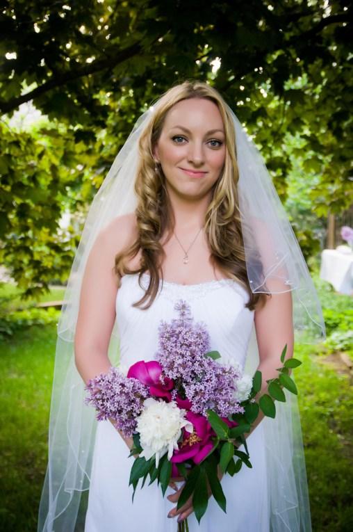 Rebekah Ann Stephenson Bridal Picture