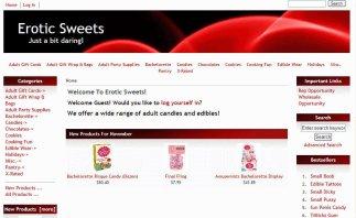 Erotic Sweets