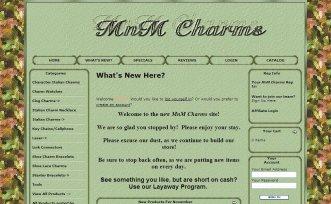 M n M Charms