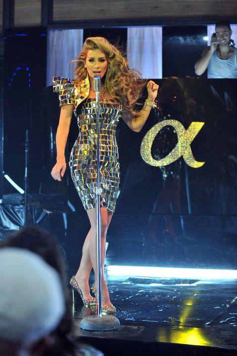 Maya Diab-Fashion's New Muse or TV Reckloose?
