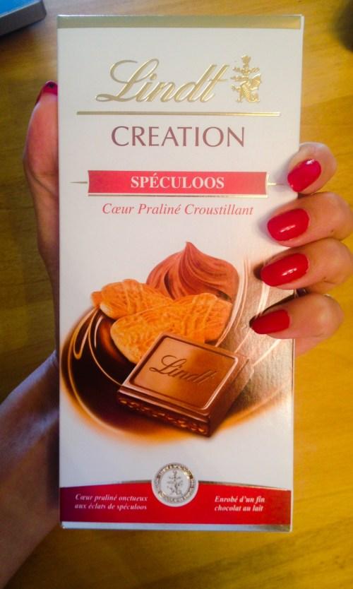 Lindt Chocolate Praline bars