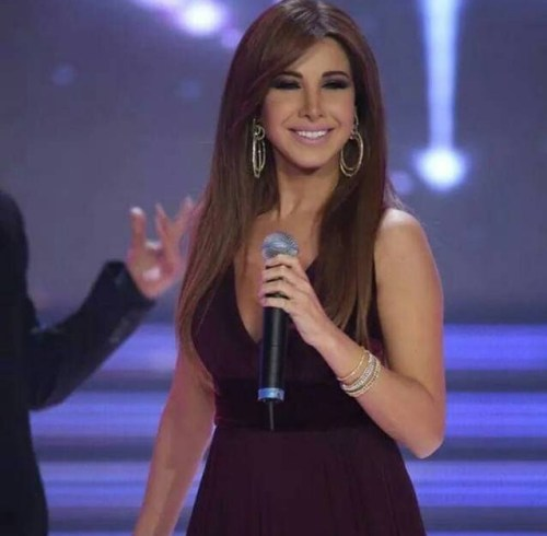 nancy ajram miss lebanon 2014