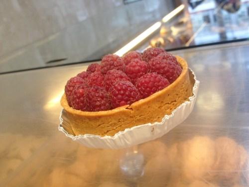 Cannelle Lebanon tarte aux framboises