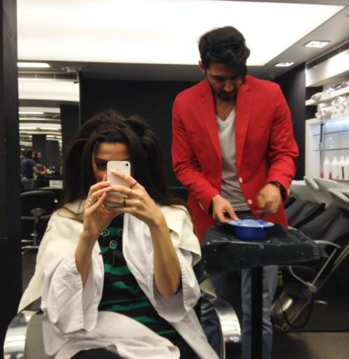 Ivy Says Georges El Mendelek  Sombre hair 4