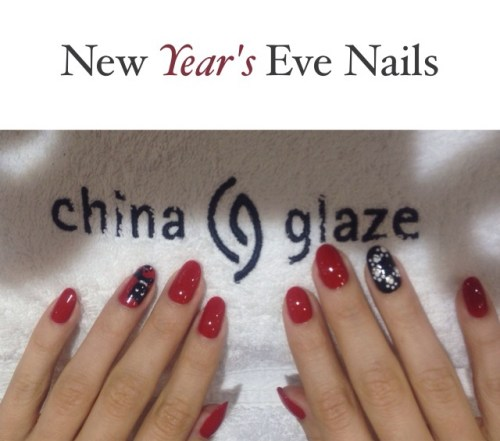 ivy says new years eve nails china glaze