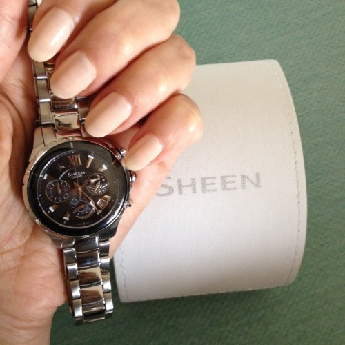 sheen casio