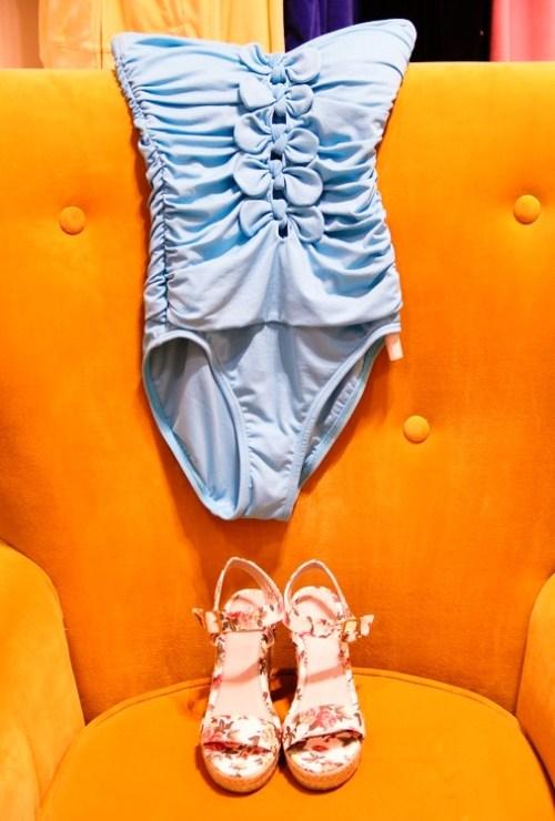 Juicy Couture Monokini Pieces Platforms City Centre