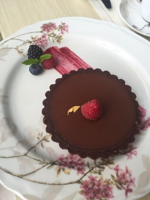 La Crêperie Tarte au chocolate