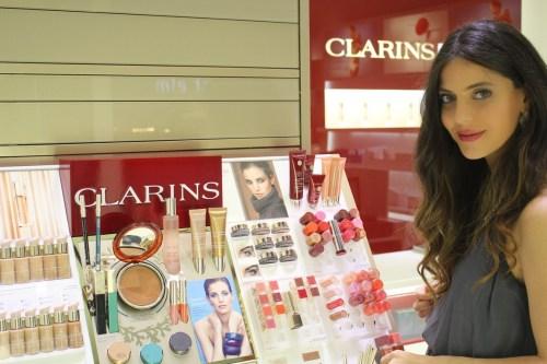 Ivy says clarins makeup lebanon