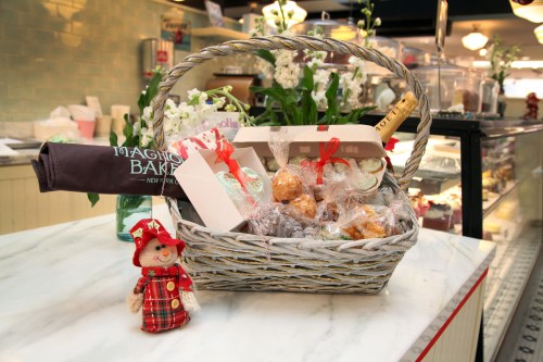 Magnolia Bakery Large Christmas Basket