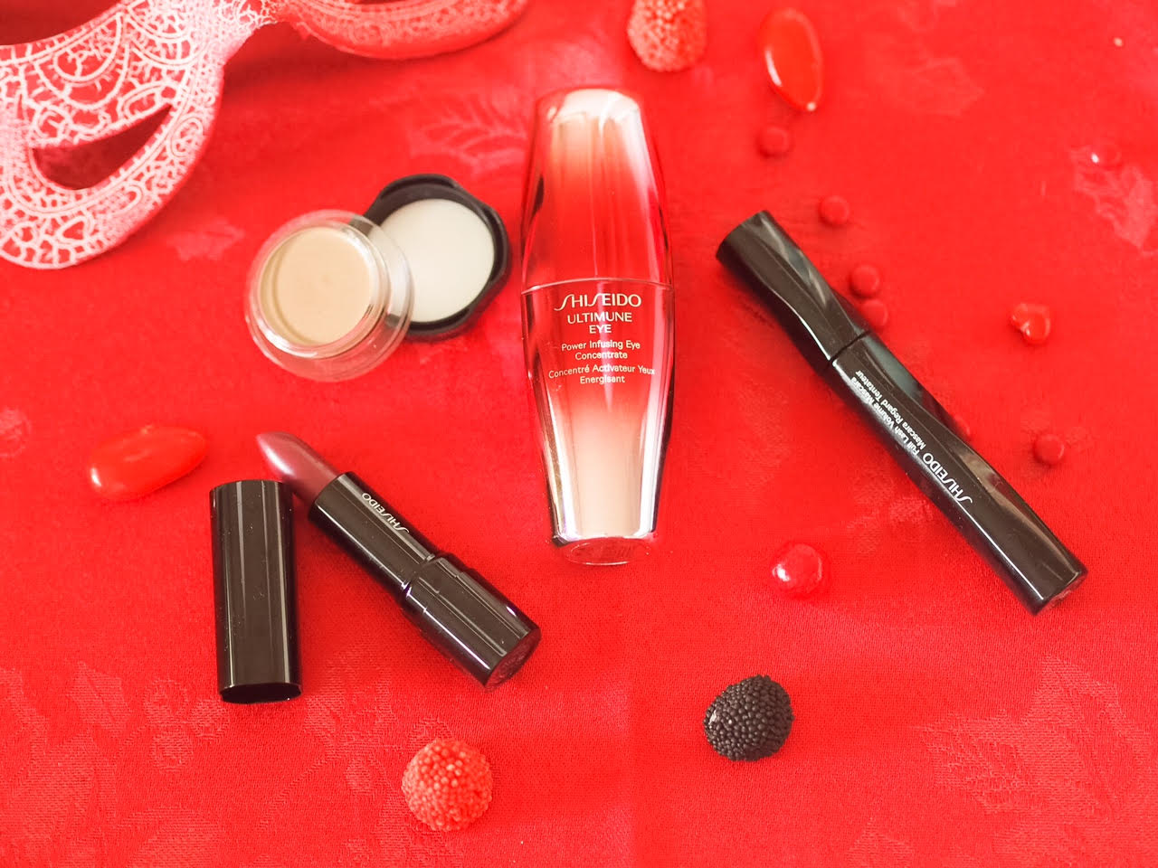 Shiseido Ultimune eye power infusing