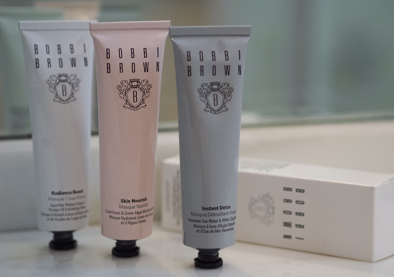 Bobbi brown face mask review