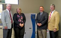 WaterFurnace Donates Geothermal Unit to Ivy Tech Community ...