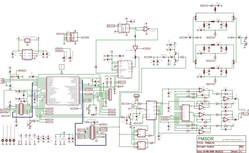 medium resolution of sdr radio schematics wiring diagram list sdr radio schematics
