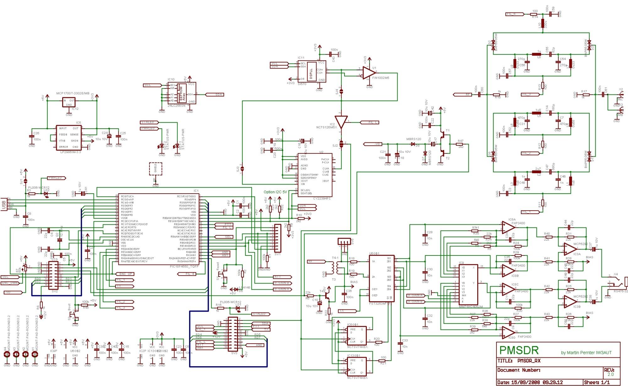 hight resolution of sdr radio schematics wiring diagram list sdr radio schematics