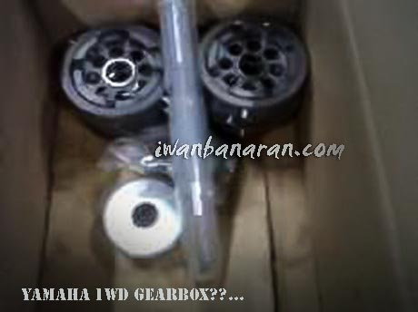 Gear box 1WD??