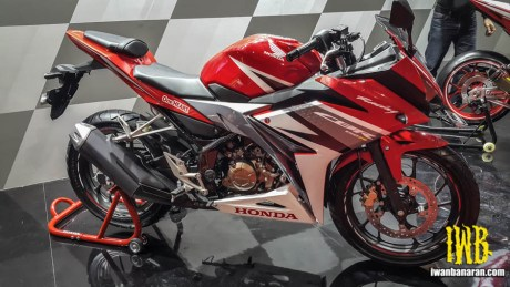 All new CBR150R facelift (15)