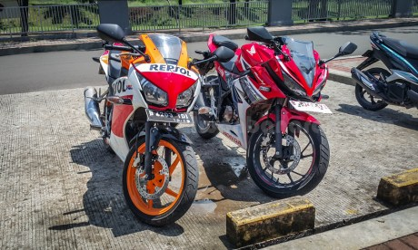 honda all new CBR150R vs old CBR150R (1)