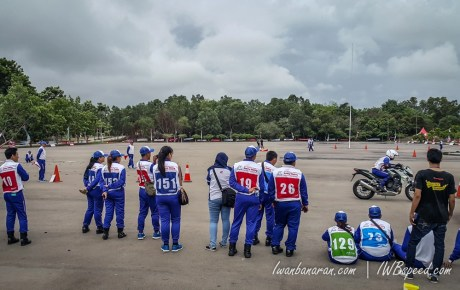 Astra Honda Safety Riding Instructors Competition (AHSRIC) 2016  (5)