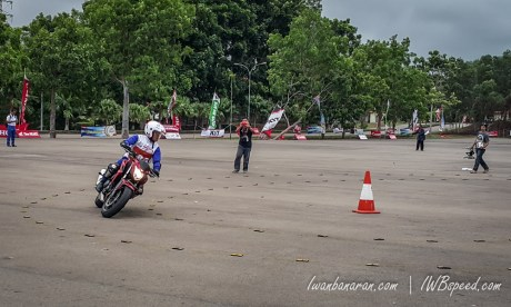 Astra Honda Safety Riding Instructors Competition (AHSRIC) 2016 (9)