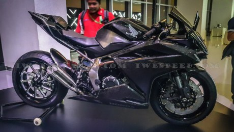 Honda all new CBR250RR 2017 (48)