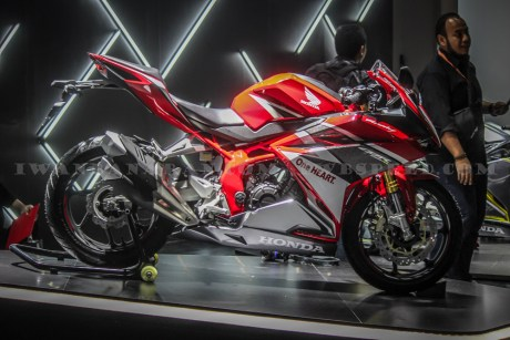 Honda all new CBR250RR 2017 (63)