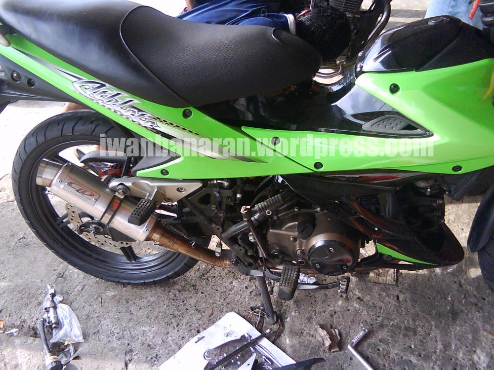Iwanbanarancom  All About Motorcycles  Modifikasi