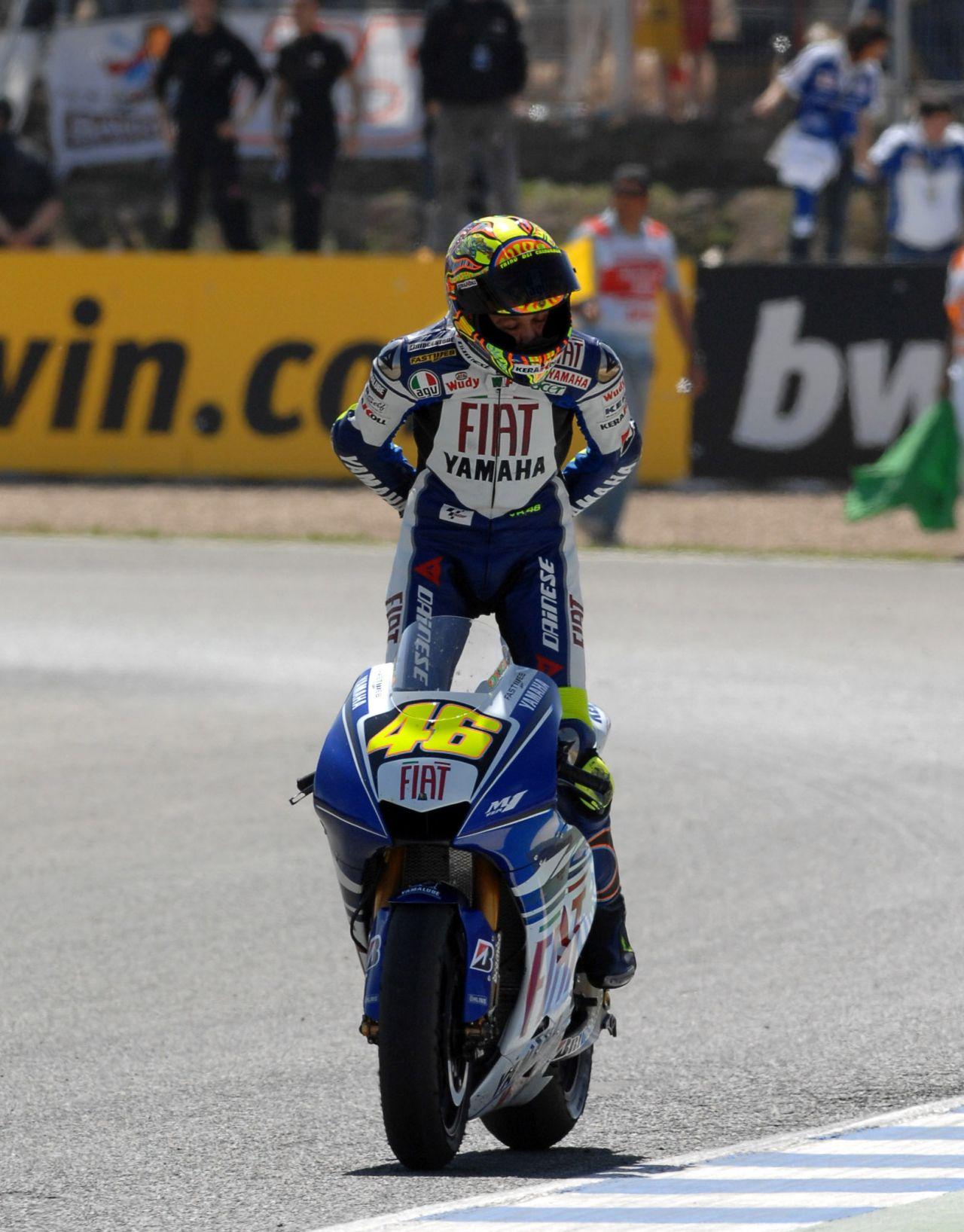 Iwanbanarancom  All About Motorcycles  Kenapa Valentino