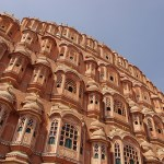 Turning Pink in Jaipur