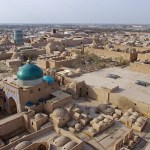 The Silk Road Journey Pt2: Magic Carpet Ride to Khiva