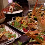 Spice Brasserie's Union of Crabs and Lobsters Buffet at Parkroyal on Kitchener Road
