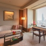 Hotel Review: Shangri-la's Far Eastern Plaza Hotel Taipei – Excellent Horizon Club Lounge With Amazing Taipei 101 Views