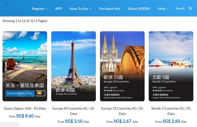 My Experience Using Airsim - Reusable Travel SIM Card With Mobile