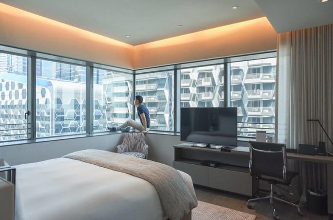 Oakwood Premier OUE Singapore room